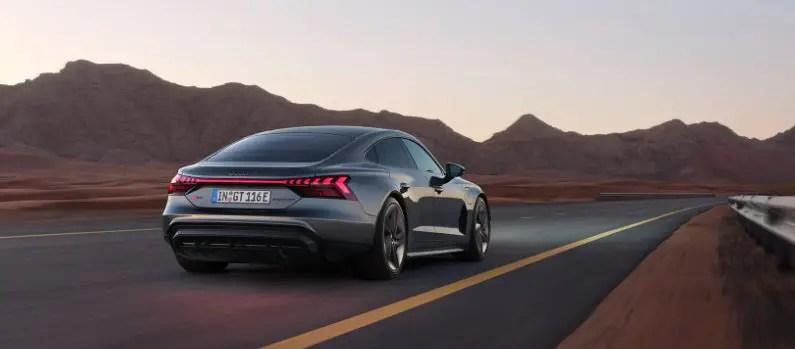 Audi RS e-tron GT, el Audi más potente jamás creado, tiene 646 CV