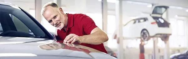 Chapa Pintura Audi en Taller Oficial