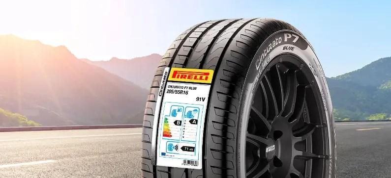 Nuevo etiquetado de neumáticos de la UE (2020/740)