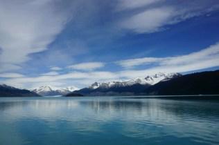 On se rapproche du glacier