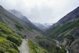Et c'est parti pour un nouveau massif : Torres del Paine
