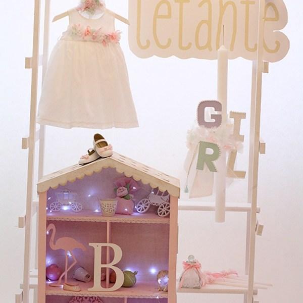 βαπτιστική σύνθεση για κορίτσι letante --2002