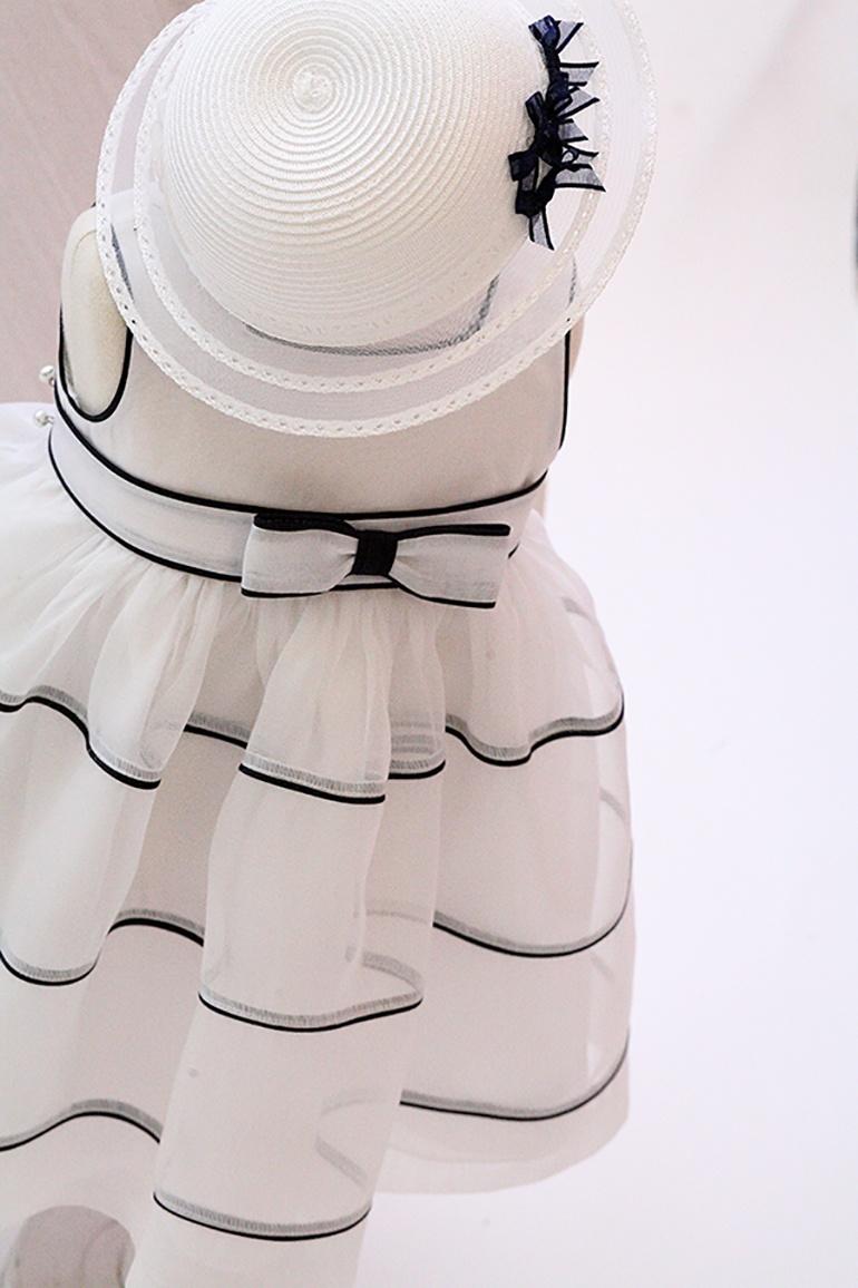 βαπτιστικό φόρεμα | letante | 8027