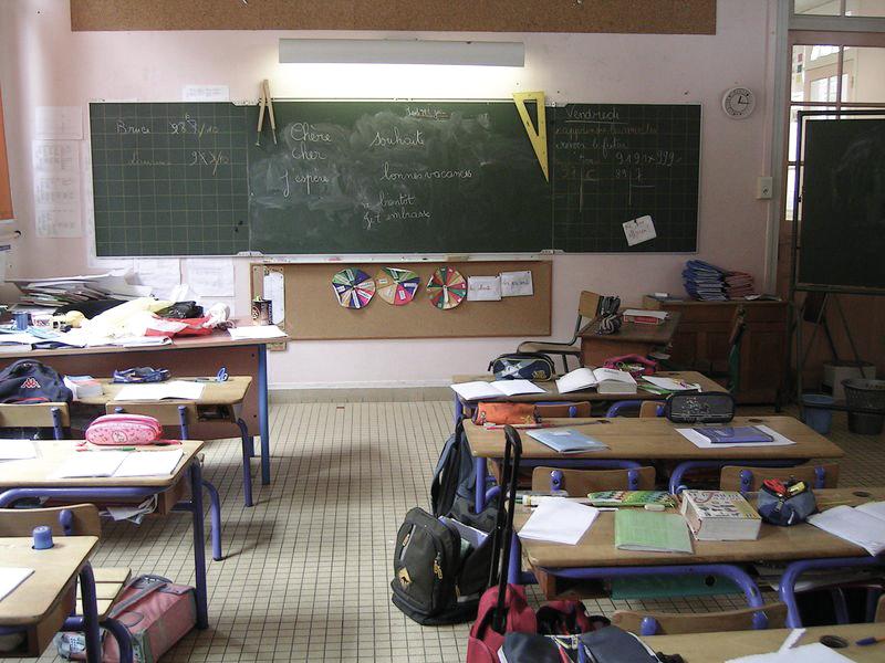 Reprise des classes à Vernet-les-Bains