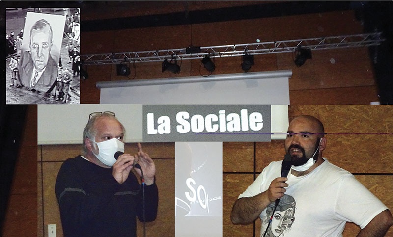 La Sociale s'invite à Alénya