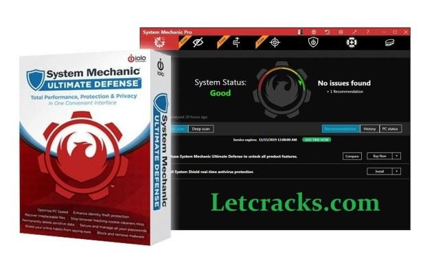 System Mechanic Pro Serial Key