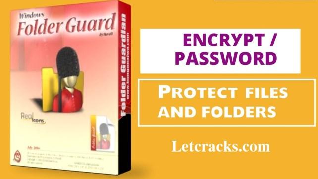 Folder Guard License Key