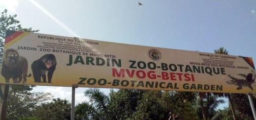 Jardin zoo-botanique de Mvog Betsi