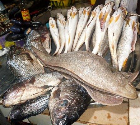 poisson braisé Yaoundé