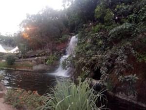 Cascades du Mfoundi