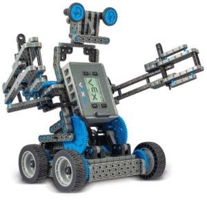robots team building