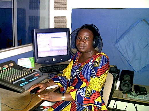 Patricia Adjisseku, Secrétaire générale de l'UJIT