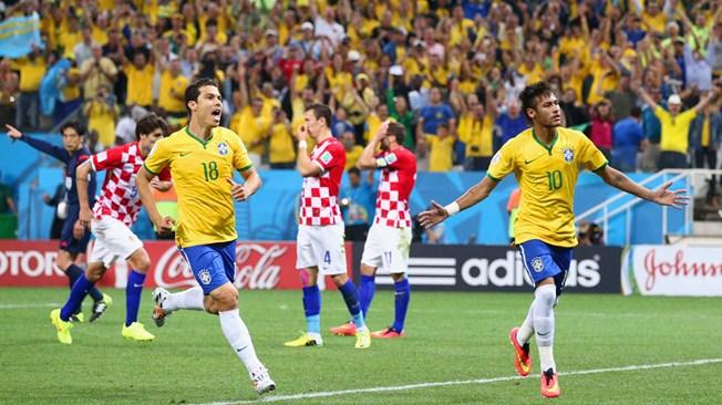 Le Brésil et Neymar ont bien démarré leur coupe du monde