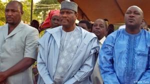 Hama Amadou, Président de l'Assemblée et principale cible du pouvoir