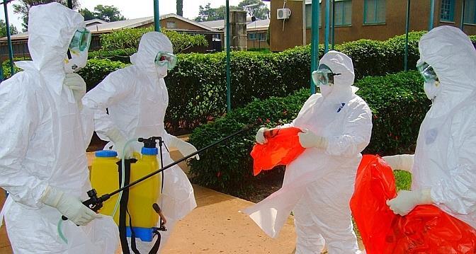 Web Ebola