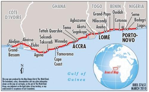 autoroure Abidjan-Lagos