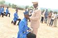 La vingtième promotion EFOFAT accède aux grades de sous-lieutenants