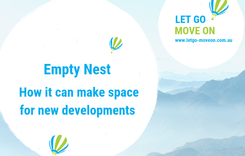 How an 'empty nest' can make space for new developments