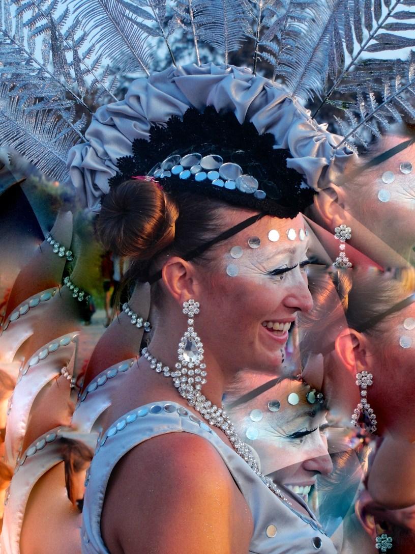Annelli @ Arambol Carnival, Goa