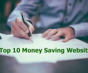 Top 10 Money Saving Websites For the New Year