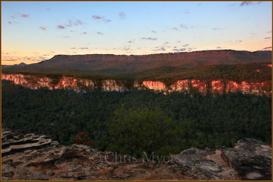 Sunrise Boolimba Bluff