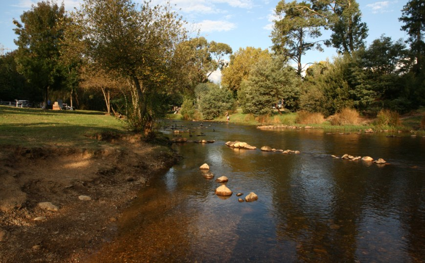 Park-on-Ovens-River