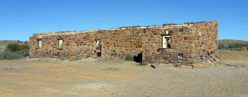 Algebuckina-Ruins