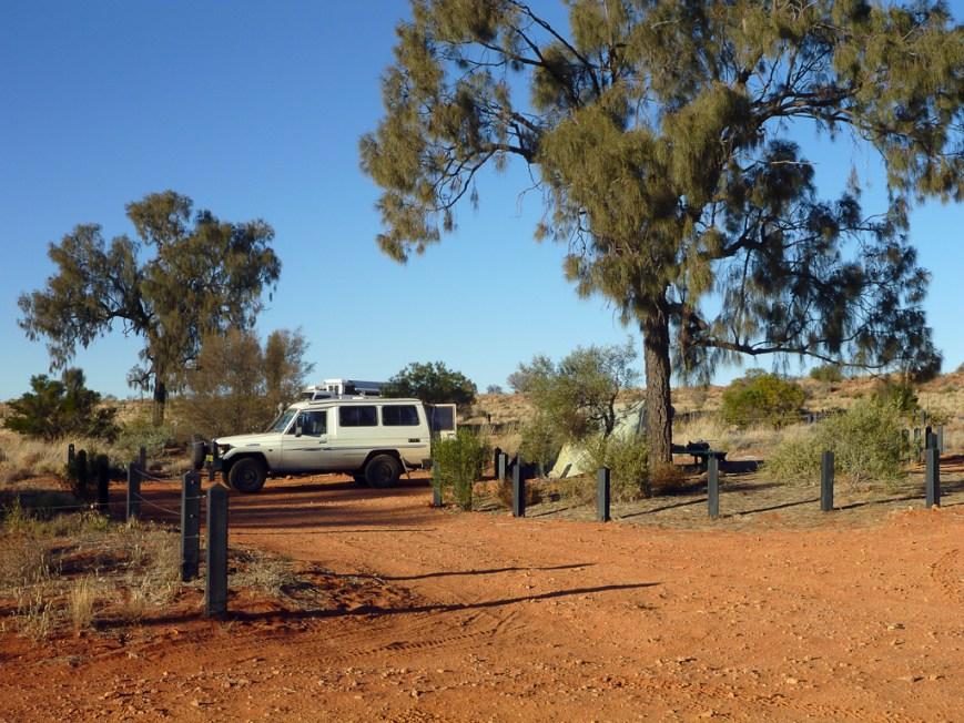 Chambers-Pillar-campsite