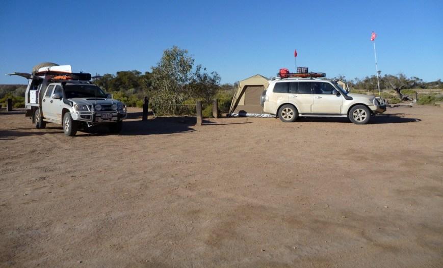 Dalhousie-Campsite