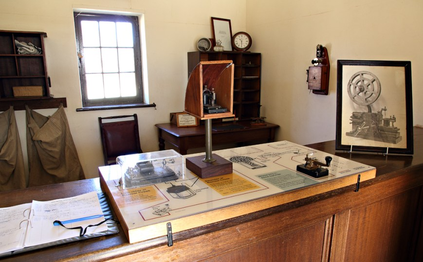 Telegraph-Office