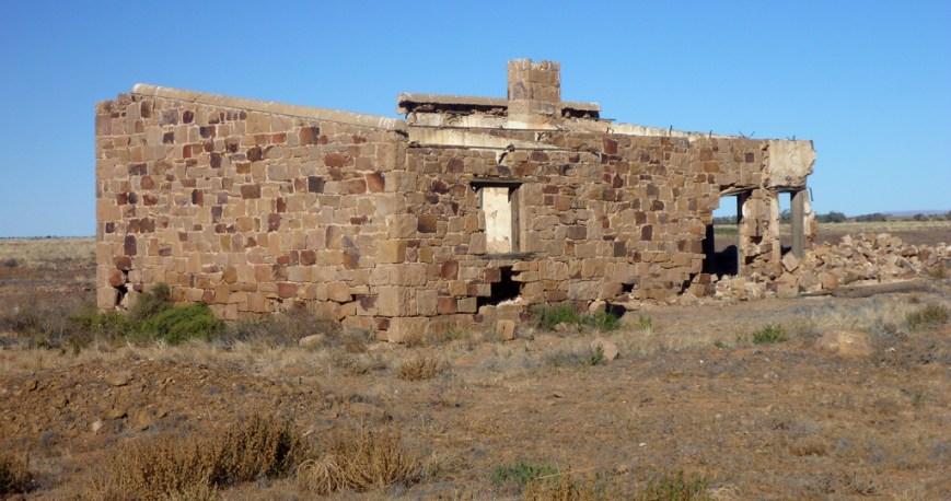 Warrina-Ruins