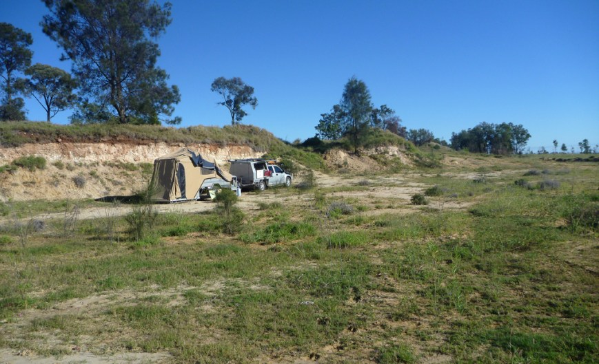 Campsite-for-the-night