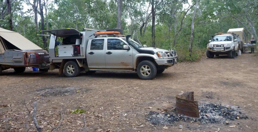 Dulcie-Creek-Camping