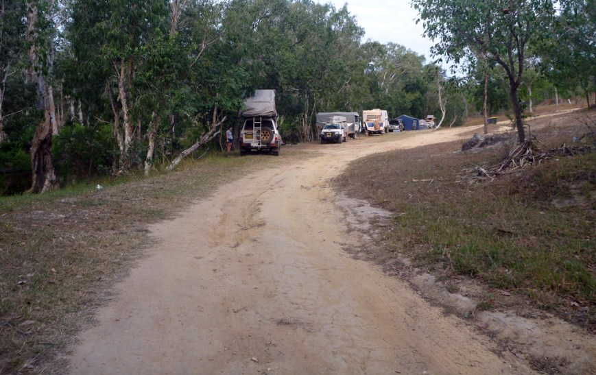 The-Bend-Camp-area