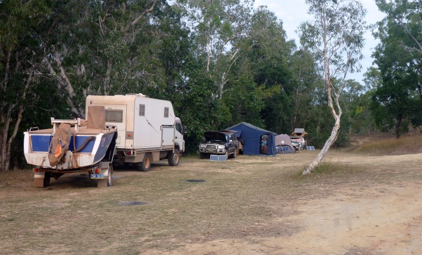 The Bend Camping
