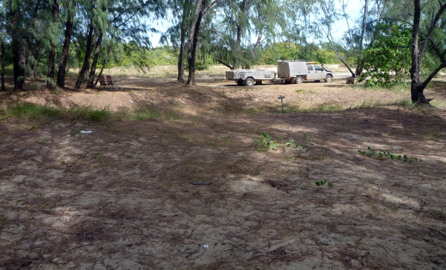 Vrilya-Point-camping-area