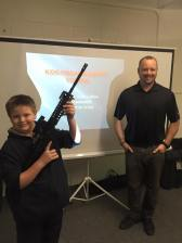 Kids Firearm Safety Class 1