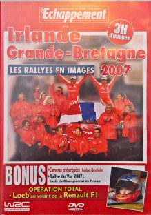 DVD+irlande+gb+2007