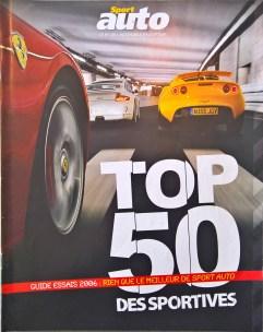 SPORT+Auto+top+50+sportives+2006