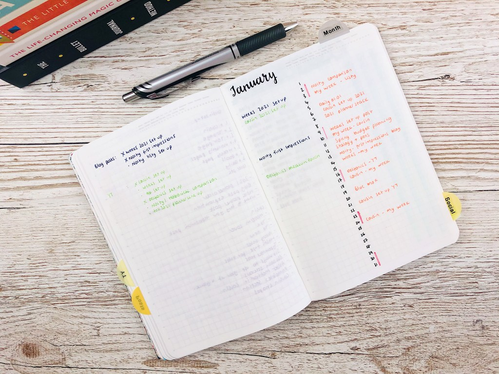 b6 stalogy content planner