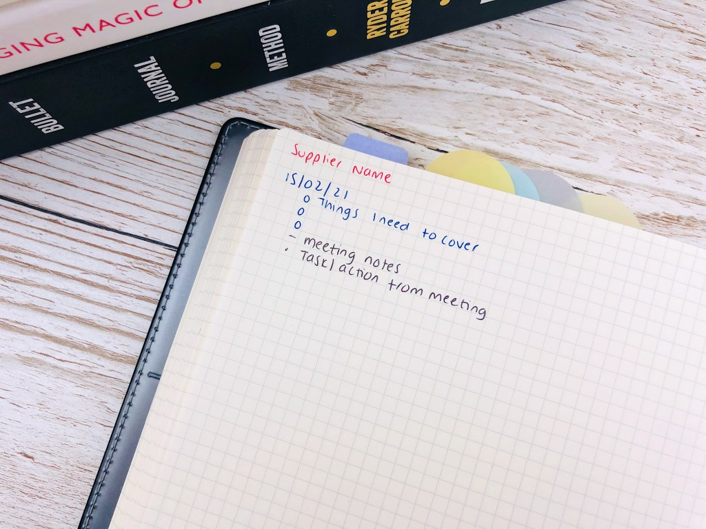 Nolty 6322 Planner Review