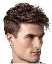 easy hairstyles men