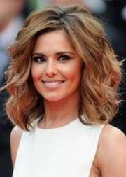 medium length haircuts thick