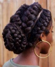 unique hair braiding styles