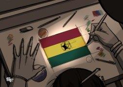 """Theodosiah Okoh"" by Setor Fiadzibey"