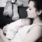 Reportaje newborn (Iker)