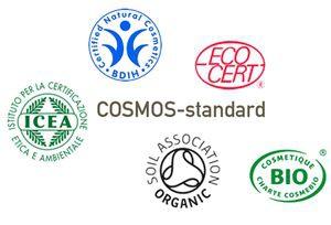 歐盟有機保養品品牌認證