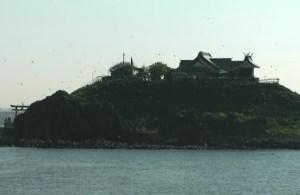 蕪島神社 蕪島