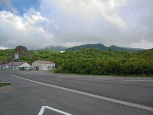 栗駒山 国道342栗駒山荘~須川温泉