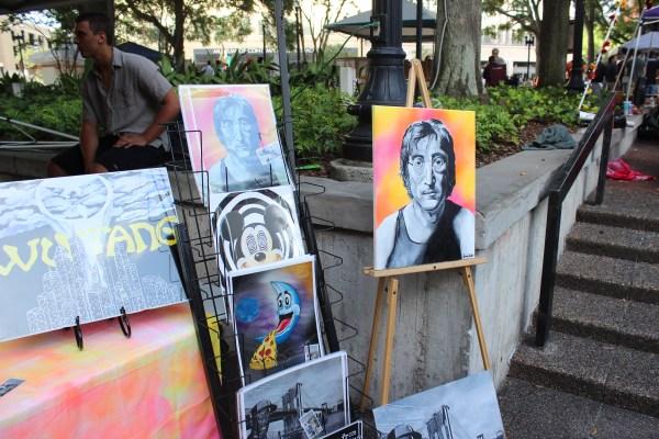 Jacksonville Art Walk Beatles